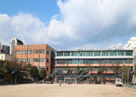 서울불광초등학교병설유치원 신설 공사