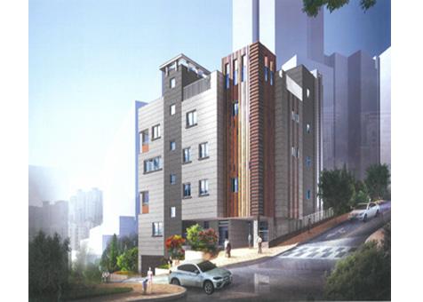 홍은 노인복지시설 신축공사